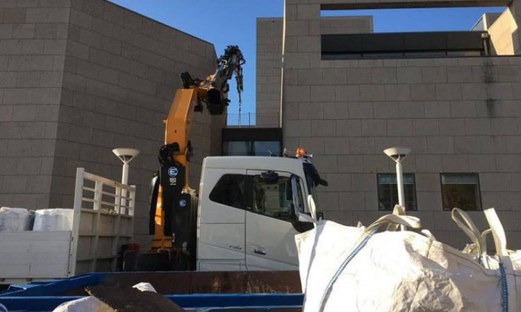 Transport de manutention, matières dangereuses et granulat à Bagnols-Sur-Cèze